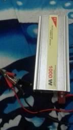 Conversor 1000W. 100 reais