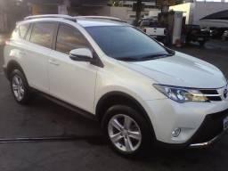 Toyota Rav4 zera pego uma moto ou um carro de menor valor - 2013