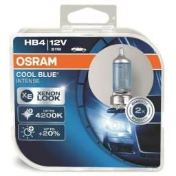 Lâmpadas Osram Cool Blue Intense Hb4 4200k 12v 51w