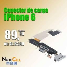 Conector de Carga iPhone 6