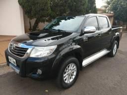 Toyota Hilux SRV 3.0 - 4x4 Automática - Diesel - 2013 - 2013