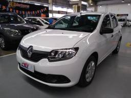 RENAULT LOGAN 2018/2019 1.0 12V SCE FLEX AUTHENTIQUE MANUAL - 2019
