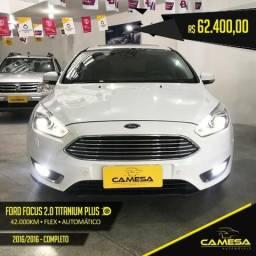 Ford Focus 2.0 Titanium Plus 2016/2016 - 2016
