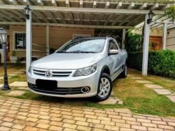 VW Saveiro completa IPVA TOTAL PAGO - 2011
