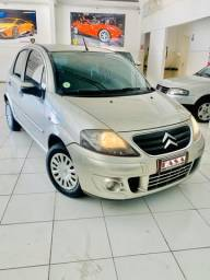C3 GLX 1.4 Prata 2010 - 2010
