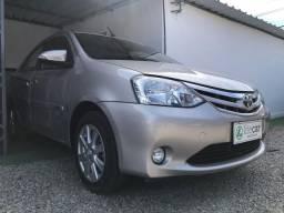 ETIOS 2016/2017 1.5 XLS SEDAN 16V FLEX 4P AUTOMÁTICO - 2017
