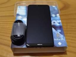 Nokia x6 - 6.1 Plus 64gb 4gb Preto Perfeito estado