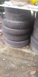 Troco pneus sem Câmara - 2008