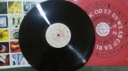 Disco ( vinil / LP ) pearl jam - no code