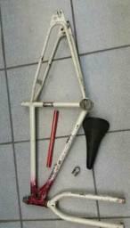 Quadro de bicicleta big Light