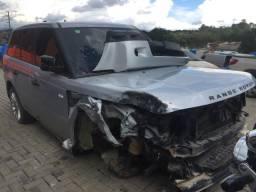 Sucata Range Rover Sport 3.0 SE 2009