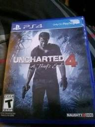 Uncharted 4 PS4 - Play Station 4