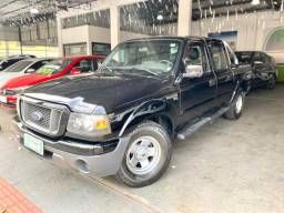 Ford Ranger XLS 2.3 cabine dupla completa + couro