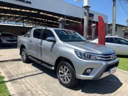 Toyota - Hilux 2.8 SRX 4X4 AUT - Unico Dono