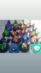 Chapéu de Bruxa (mágico) Chapéu temático