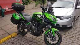 Kawasaki versys tourer 650