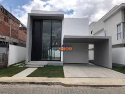 Lidera Imob - Casa Duplex, Alto Padrão, 4 Suítes, Área Gourmet, Condomínio Nature Ville, n