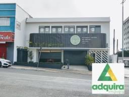 Comercial sala no Av Balduíno Taques - Bairro Centro em Ponta Grossa