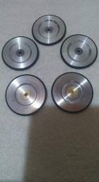 Polía - Toca Discos Watec em aparelhos National 3 em 1