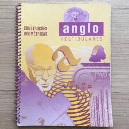 Apostila Construções Geométricas Anglo Vestibulares - Usado
