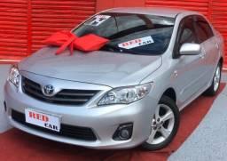 Toyota Corolla 1.8 GLI Flex 2014