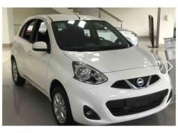 Nissan March 1.0 Sv 12v Flex 4p Manual 0km 2021