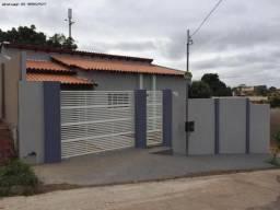 Casa para Venda em Várzea Grande, Novo Horizonte, 3 dormitórios, 1 suíte, 2 banheiros, 1 v