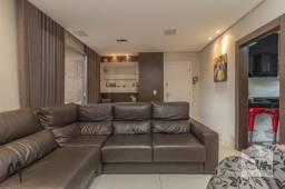 Apartamento à venda com 3 dormitórios em União, Belo horizonte cod:268483