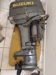 Motor de popa 25