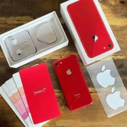 IPhone 8 Red 64GB NOVO / Parcelo