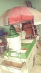 Vendo carrinho agua coco