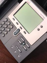 Telefone cisco 7940g (semi-novo)