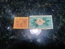 Vendo estes selos. Faça uma oferta.