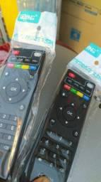 Controle de tv box (( entrego )) reparo defeito