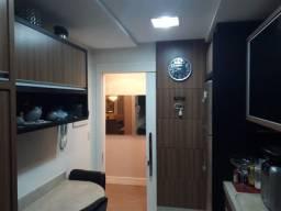 Título do anúncio: Apartamento 3 Dorm/Suíte, Lavabo, Churrasqueira - Mobiliado