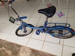 Vendo bicicleta monareta relíquia ano 85