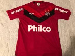 Camisa de goleiro Athletico Atlético Paranaense