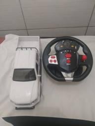 Carro controle remoto volante
