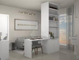 Apartamento à venda com 1 dormitórios em Centro, Passo fundo cod:14796
