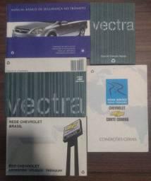 Manual do Proprietário, Vectra 2008