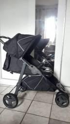 Carrinho de bebê Galzerano Cross 3 rodas