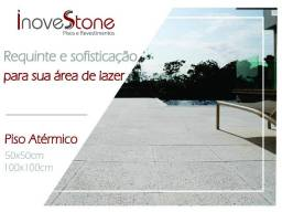 Piso Atérmico Cimenticios Antiderrapante InoveStone - Qualidade e Garantia, usado comprar usado  Aquiraz