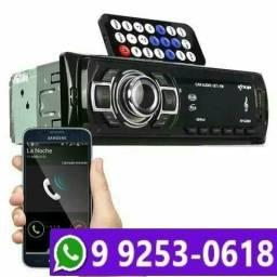 Auto Radio Bluetooth Mp3 Player Usb Sd