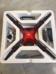 Drone novo e barato pra sair logo