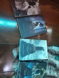 Livros fallen saga