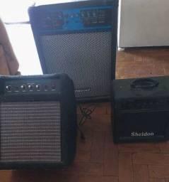 Amplificadores - Guitarra e Baixo!