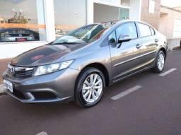Honda Civic LXS Aut. 2014/2014 Único dono Troco/Financio