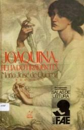 """Livro """"Joaquina, Filha de Tiradentes"""" - Maria José de Queiroz"""