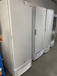Freezer dupla ação 569 litros 2 anos de garantia - lucas