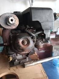 Motor estacionário Honda de 8 Hp usado e revisado